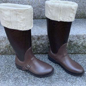 L.L. Bean Shoes - LL Bean Wellie Rain Boots